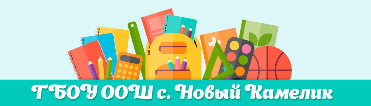 ГБОУ ООШ с. Новый Камелик